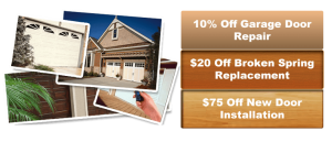 emergency garage door repair Madison